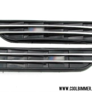 Side Fender Grill M5 Chrome