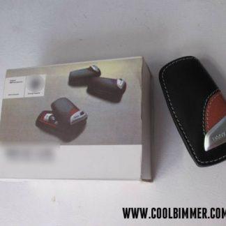 Key Case BMW Brown Black Size 9x4.5cm