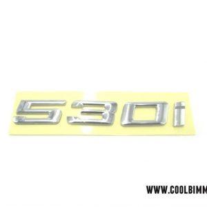 BMW Emblem 530i