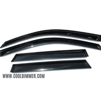 Window Visor For BMW X5 E53 (99-07)