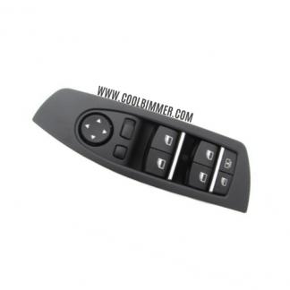 Black Electric Power Master Window Switch For BMW F01, F02