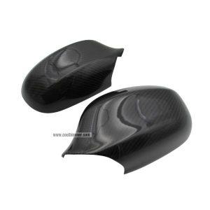 rearview-mirror-cover-dry-carbon-fiber-for-bmw-e90-lci